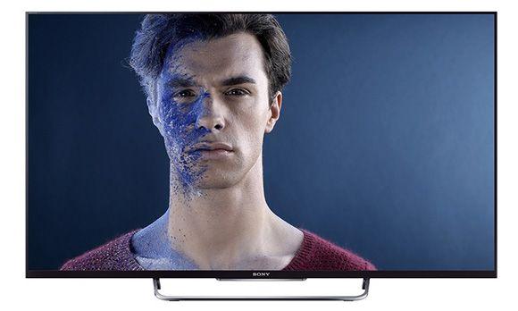Sony Bravia KDL 55W805B   55 Zoll 3D Full HD TV mit Triple Tuner und WLAN für 779€