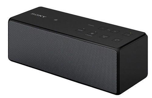 Sony SRS X3 Bluetooth Lautsprecher mit NFC und Freisprechfunktion für 84,13€