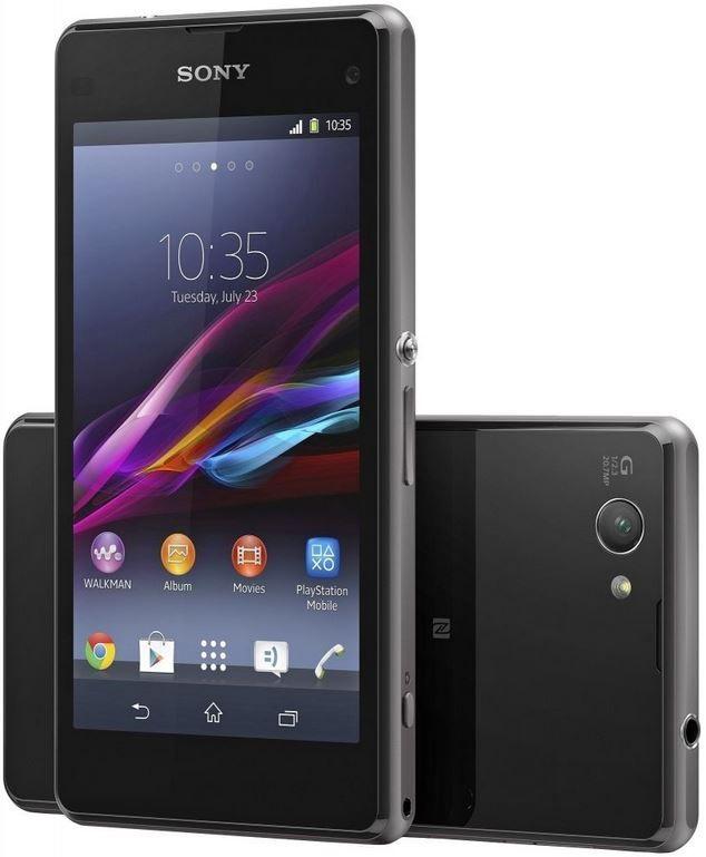 Sony Xperia Z1 Compact Android Smartphone B Ware (statt 249€) für 159,90€
