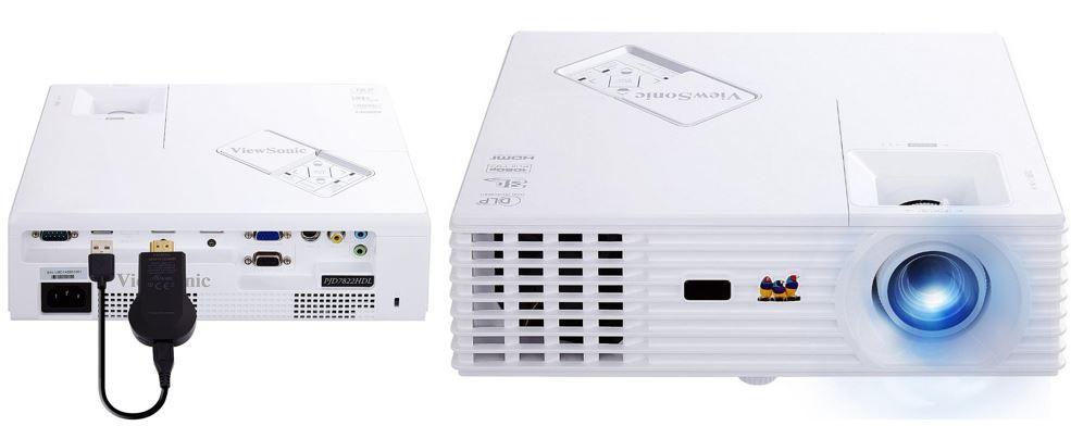 ViewSonic PJD7822HDL   3D FullHD DLP Projektor statt 599€ für 499€   Update!