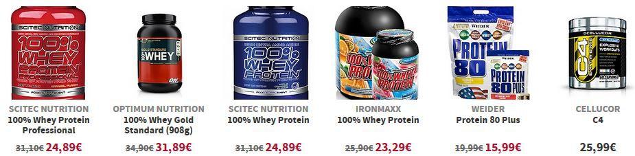 Vitafy mit 20% Rabatt auf fast alles ab 100€   günstige Sportler und Ergänzungs Nahrung