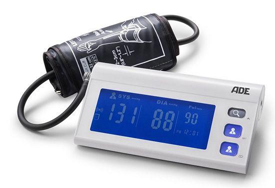 adeVital Pressure BPM 1401 adeVital Pressure BPM 1401 Blutdruckmessgerät mit Bluetooth für 39,55€