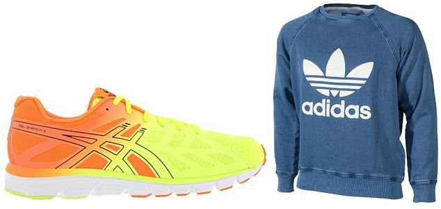 adidas Gutschein Runners Point 70% Sale + 10% extra Rabatt + VSK frei ab 35€