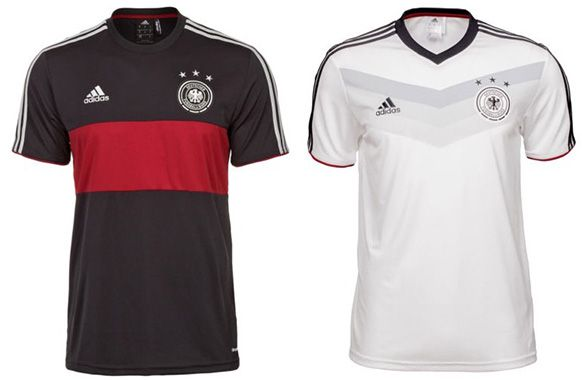 adidas Performance DFB Replica T Shirt WM 2014 für 19,95€