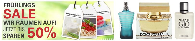 allyouneedfresh Allyouneed fresh Spring SALE   parfüms zum guten Preis dank 5€ Gutschein