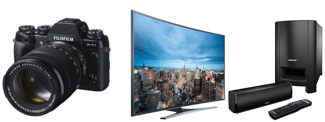 Samsung UE65JU6560   65 Zoll Curved UHD TV für 2.799€   bei den 57 Amazon Top Blitzangeboten ab 18Uhr