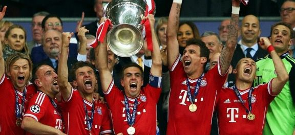 bayern champions league