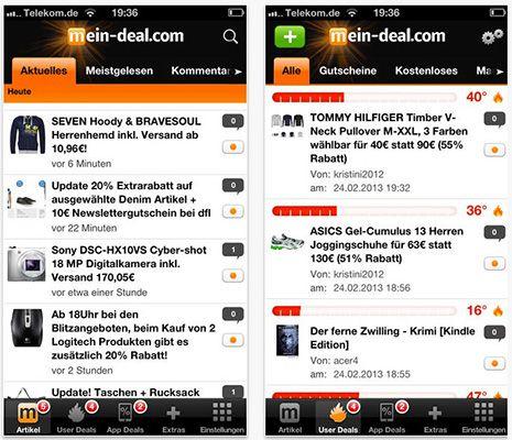 mein-deal App