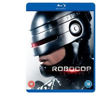 Robocop Blu ray Trilogy für nur 8,15€ (statt 18€)