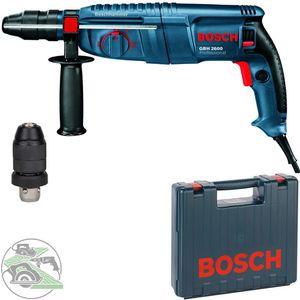 Bosch GBH2600   SDS plus Bohrhammer für 129,99€ (statt 139€)