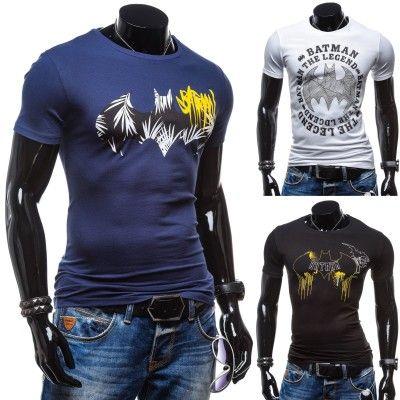 Batman Motiv T Shirts für Herren   13 Modelle für je 7,95€