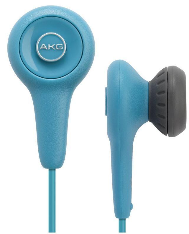 AKG Y 10 Ear Bud Kopfhörer in blau ab 5€ für Primer
