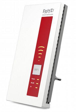 AVM FRITZ!WLAN Repeater mit DVB C Tuner für 77€