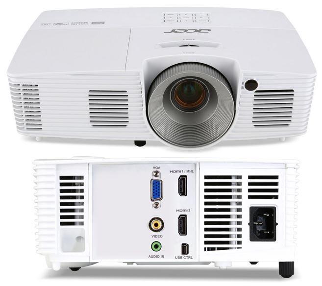 Acer H6517BD   3D Full HD DLP Beamer für 529€