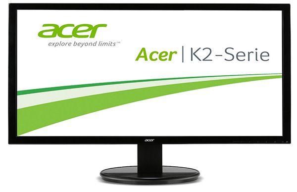 Acer K272HLbid   27 Zoll Full HD Monitor mit VA Panel für 179€