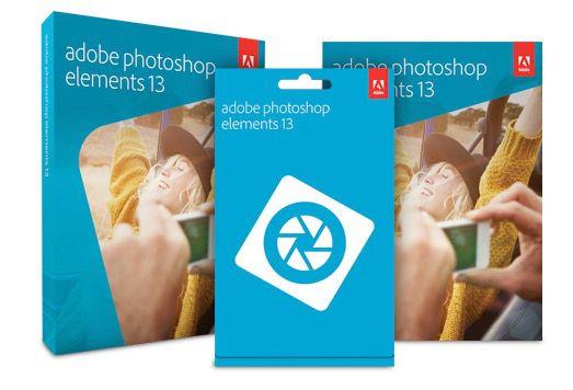 Adobe Photoshop Elements 13 für 29€   nur für Prime Mitglieder, als Download oder Datenträger