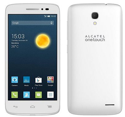 Alcatel One Touch Pop 2 Smartphone für 72,89€   4,5 Zoll, LTE, 1GB Ram, 8GB, Android 4.4