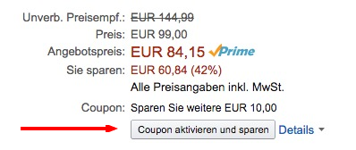 Amazon Blitzangebot Braun SE7 561 Silk épil 7 Kabelloser Wet und Dry Epilierer für 74,15€