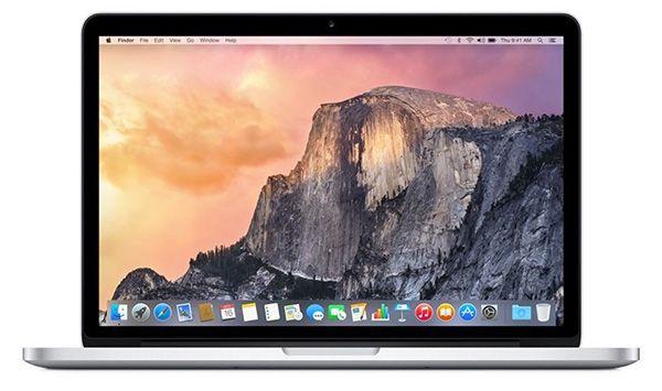 Apple MacBook Pro 13 Zoll Retina MGX82D/A für 1.199€   2,6 GHz, 8GB Ram, 256GB SSD