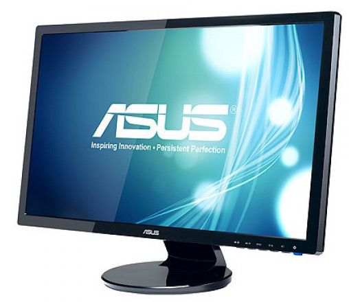 Asus VE247T   23,6 Zoll Full HD LED Monitor für 119€