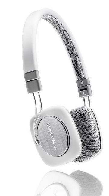 Bowers & Wilkins P3   On Ear Kopfhörer versch. Farben ab je 98,99€