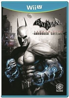 Batman: Arkham City    Armoured Edition [Wii U] für 8,88€