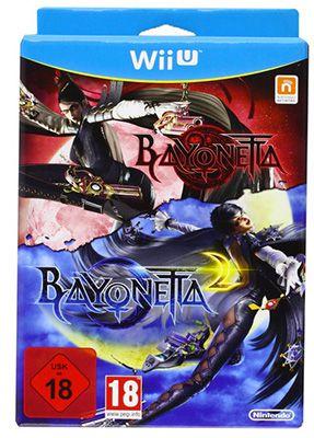Bayonetta + Bayonetta 2: Special Edition (Wii U) für 39,75€