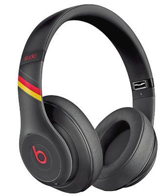 Beats By Dre Studio 2.0 Over Ear Kopfhörer Deutschland WM Edition für 122,50€   Wieder da!