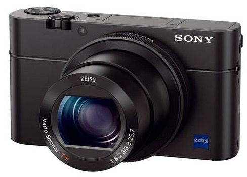 Sony Cyber-Shot DSC-RX100 Mark III für 389€ (statt 451€)