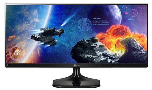 LG 29UM57 P   29 Zoll UltraWide 21:9 Monitor mit IPS Panel für 222€ (statt 282€)