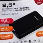 Intenso Memory Drive – 1TB USB 3.0 externe Festplatte für 44€ (statt 59€)