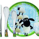 WMF Shaun das Schaf Kinderset 7-teilig für 24,95€ (statt 34€)