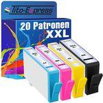 XXL Patronensets für HP, Brother, Epson und Canon für 19,99€