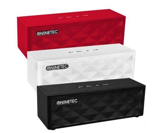 Ninetec Powerblaster Plus Bluetooth Lautsprecher für 24,99€ (statt 50€)