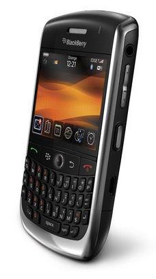 BlackBerry Curve 8900 Smartphone für 29€   Neuware in neutraler Umverpackung