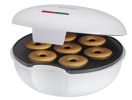 Bomann DM 5021 CB Donutmaker für 7 Bagels/Donuts für 10,98€