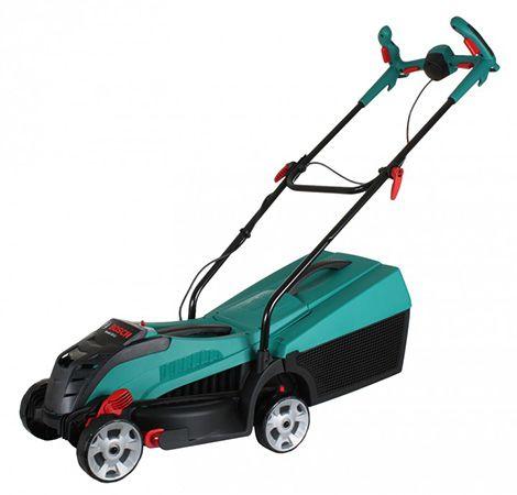 Bosch Rotak 32 Bosch Rotak 32 LI Akku Rasenmäher für 199€   36 V, 32 cm Schnittbreite, bis zu 150 qm empfohlene Grasfläche, 31 l