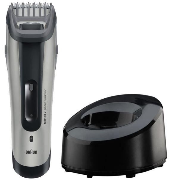 Braun Series 7 BT7050   Bart  und Haarschneider inkl. Präzisionstrimmer und Reiseetui für 37,99€