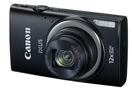 Canon Ixus 265 HS Full HD Kompaktkamera ab 106€   16 Megapixel, 12 fach opt. Zoom