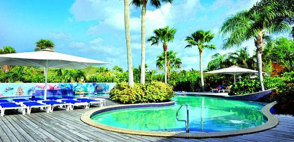 7 Nächte Curacao im 3 Sterne Resort mit Frühstück + Flüge ab 799€ pro Person