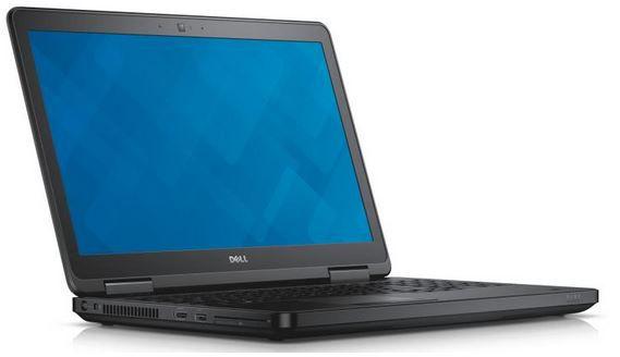 Dell Latitude E5540   15 Zoll non glare FullHD Notebook mit i5 + 8GB + 128GB SSD + Win 7/8 für 556,99€