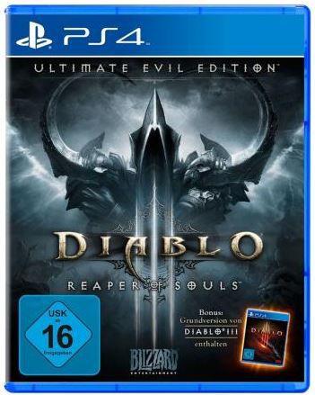 Diablo PS4 Diablo 3 Ultimate Evil Edition   PS4/Xbox one ab je 19€