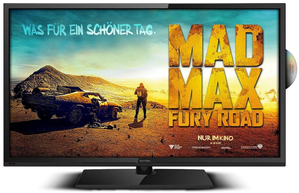 DYON Core C32D+   32 Zoll TV mit integr. DVD Player für nur 229,99€