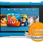 Fire HD Kids Edition 7 Zoll HD-Display, WLAN, 16GB + Kindgerechte Schutzhülle ab 89€ – PrimeDay Deal