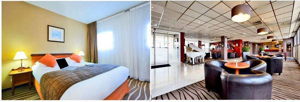 Golden Tulip Kurzurlaub Disneyland Paris ab 145€   z.B. Golden Tulip 4*Hotel + Ticket bei Travador