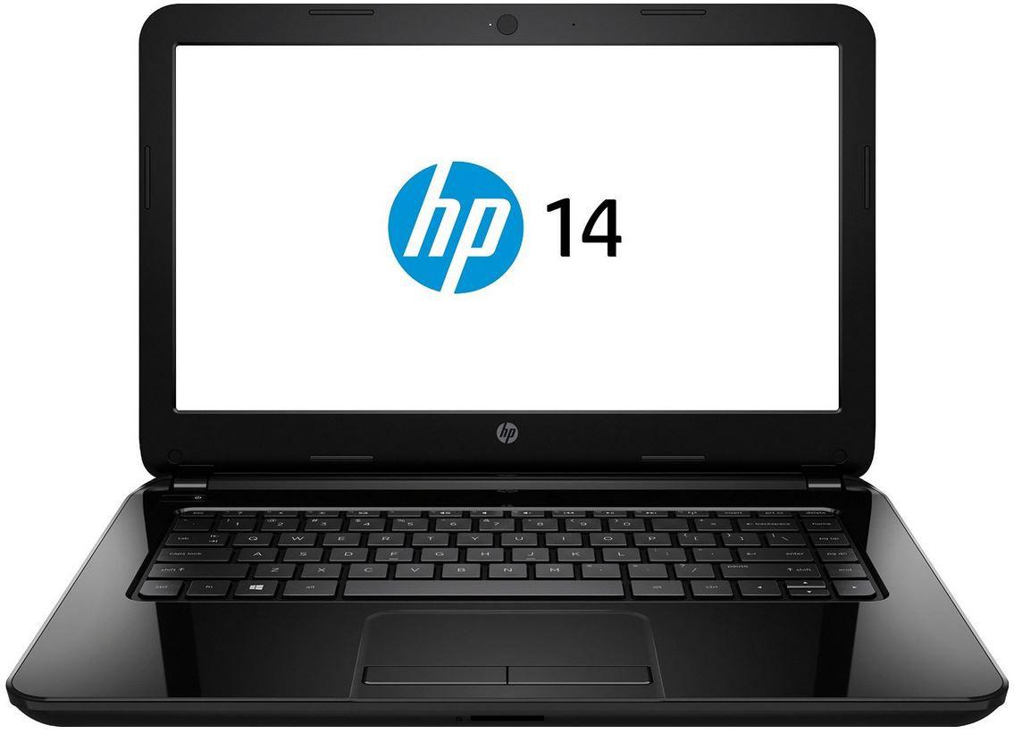 HP 14 r201ng1 HP 14 r201ng   14 Zoll Notebook (2,58GHz, 2GB Ram, 500GB, Win 8.1) für 199,90€