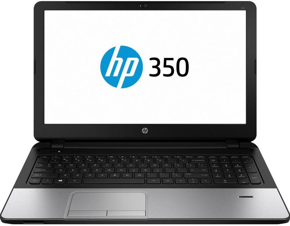 Hewlett Packard 350 G2   15 Zoll Notebook, Intel Core i3 4030U, 4 GB RAM, 1TB HDD, Win 8.1 für 333€