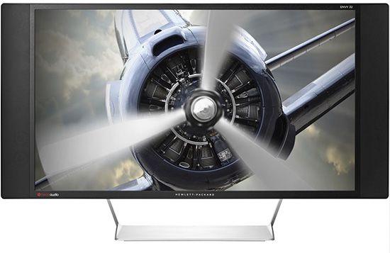 HP Envy 32 Media Display   32 Zoll Monitor mit Beats Audio für 299€ (statt 499€)