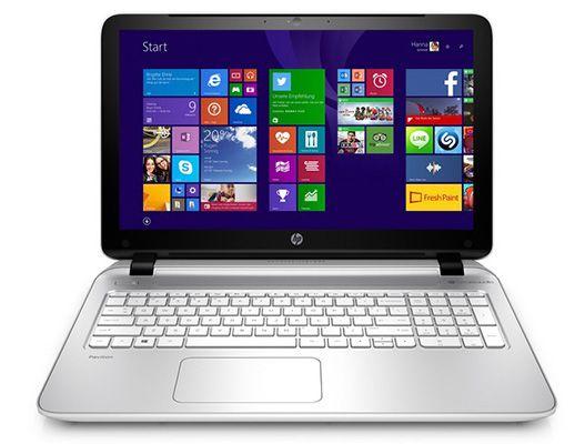 HP Pavilion 15 p228ng   15,6 Zoll Notebook (2 GHz, 8GB Ram, 1TB, Radeon R5, Win 8.1) für 406,99€