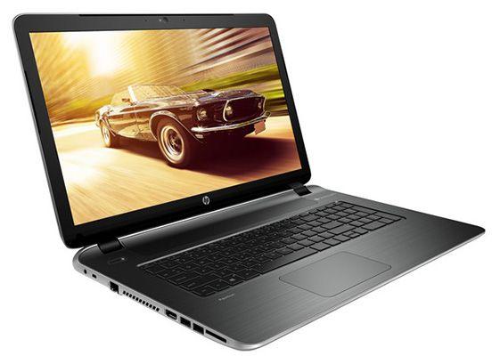 HP Pavilion 17 f208ng HP Pavilion 17 f208ng   17 Zoll HD+ Notebook (2,7GHz, 8GB Ram, 1TB, GF 830M) für 506,99€